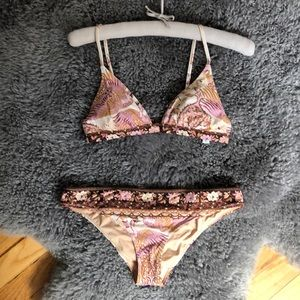 Spell and the gypsy bikini size s and m/l